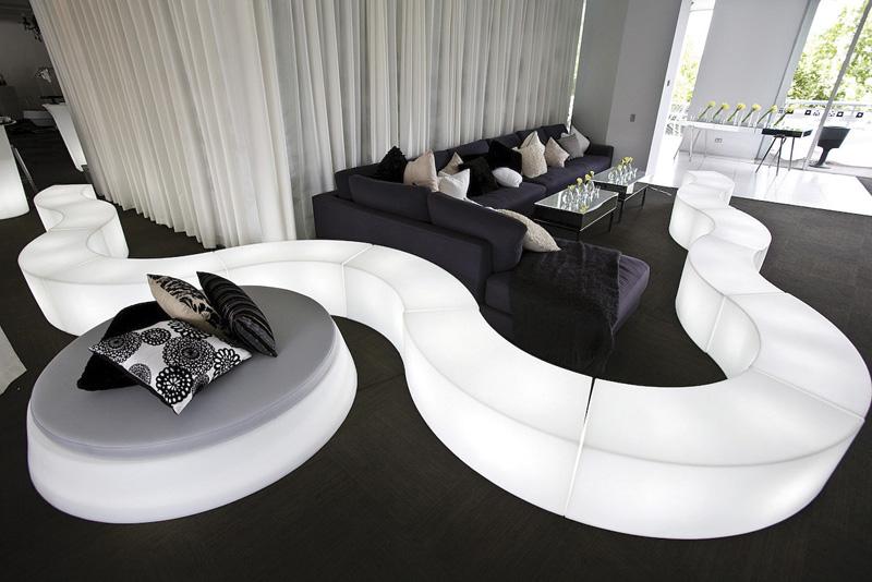 Slide LED Bank
