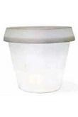 Stehtisch Vase