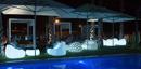 Gumball light outdoor