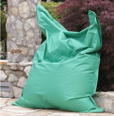 Sitzsack grün - beanbag green