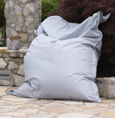 Sitzsack grau - beanbag grey