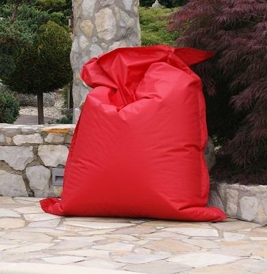 Sitzsack rot - beanbag red