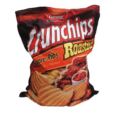 Chipstüte Sitzsack