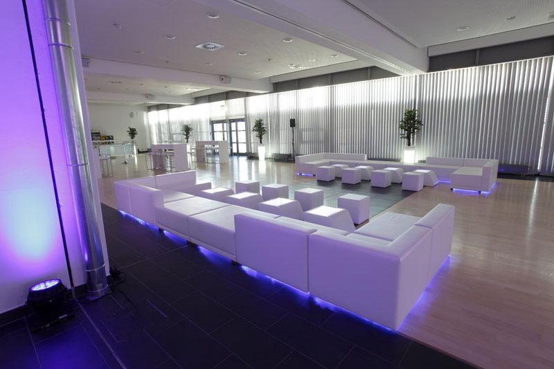 LED Lounge mieten
