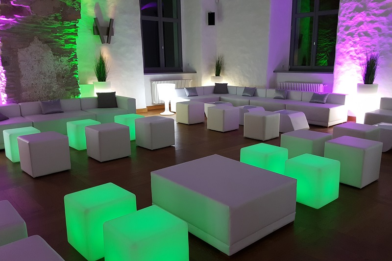 LED Lounge 2018