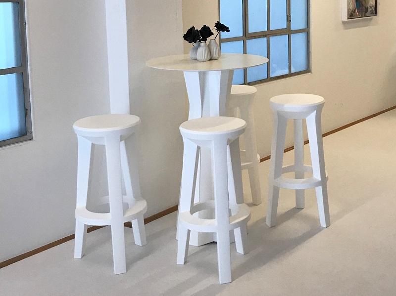 Frozen Table & Stool